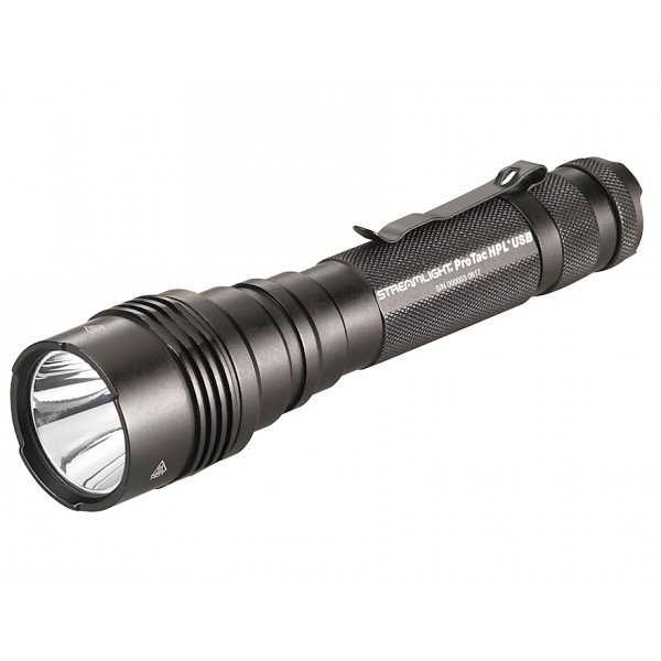 Streamlight Pro Tac HPL USB Recharageable 1000 Lumen Flashlight 88077