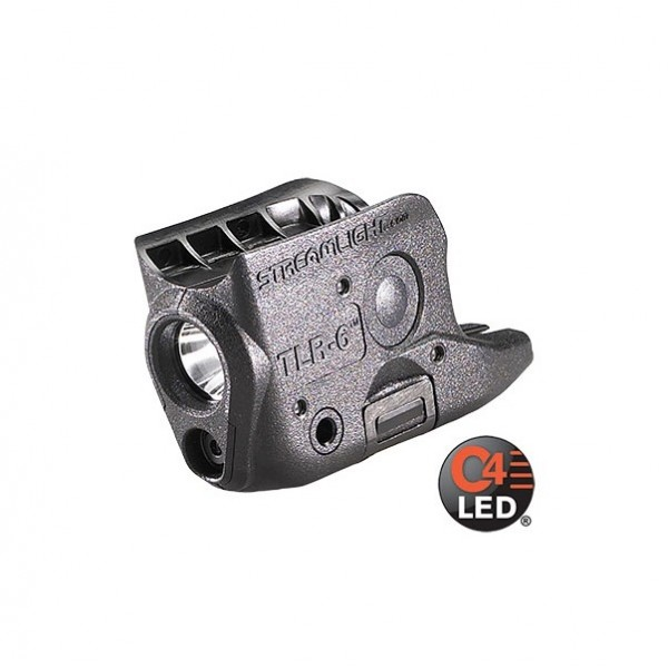 Streamlight TLR-6 Trigger Guard Tactical Light w/ Red Laser for Smith & Wesson M&P Shield 9/40 69273