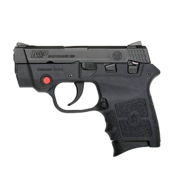 Smith & Wesson M&P Bodyguard 380 With Crimson Trace Laser 10048