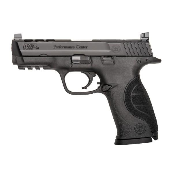 Smith & Wesson 10099 M&P40 Performance Center Ported C.O.R.E  40 Caliber Pistol