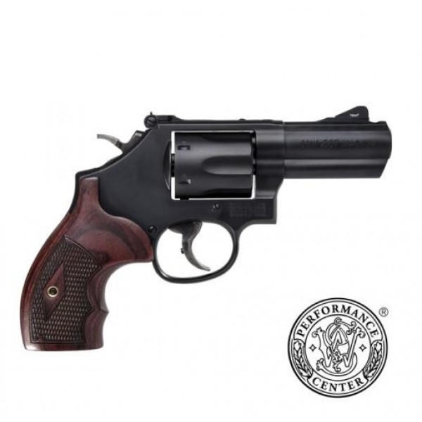 Smith & Wesson Performance Center 19 Carry Comp 357 Magnum Revolver 12039