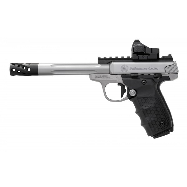 Smith & Wesson Performance Center SW22 Victory Target 22LR Pistol With Vortex Viper 12079