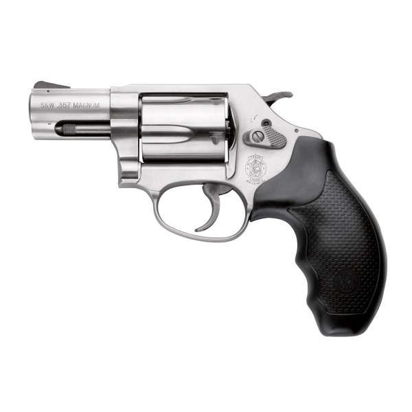 "Smith & Wesson Model 60 357 Magnum Revolver With 2.125"" Barrel 162420"