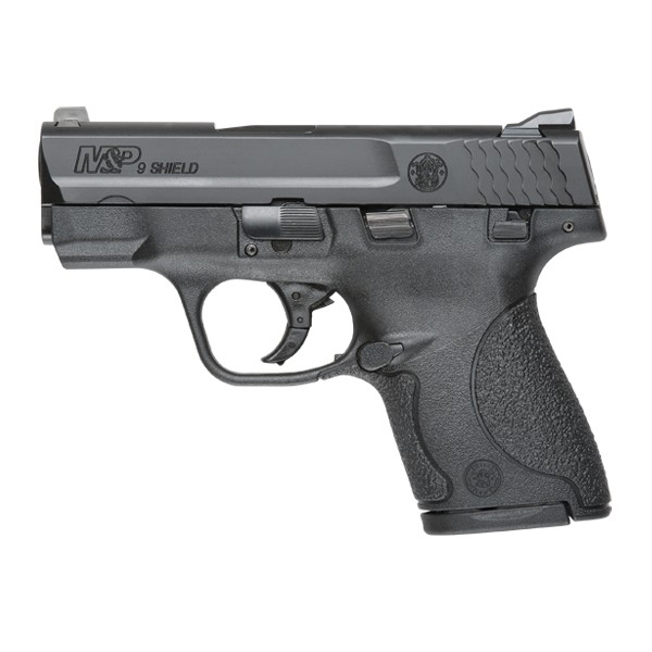 Smith & Wesson 180021 M&P Shield 9mm Concealed Carry Pistol