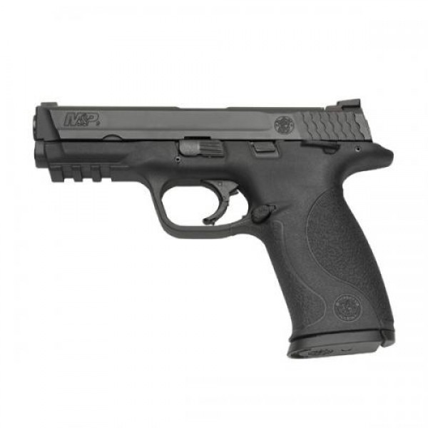 Smith & Wesson M&P 9mm Pistol With Thumb Safety 206301