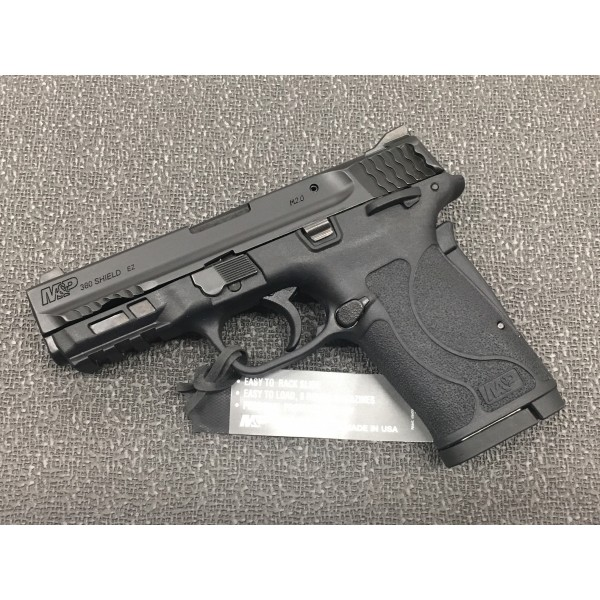 Smith & Wesson M&P380 Shield EZ Pistol Manual Safety 11663