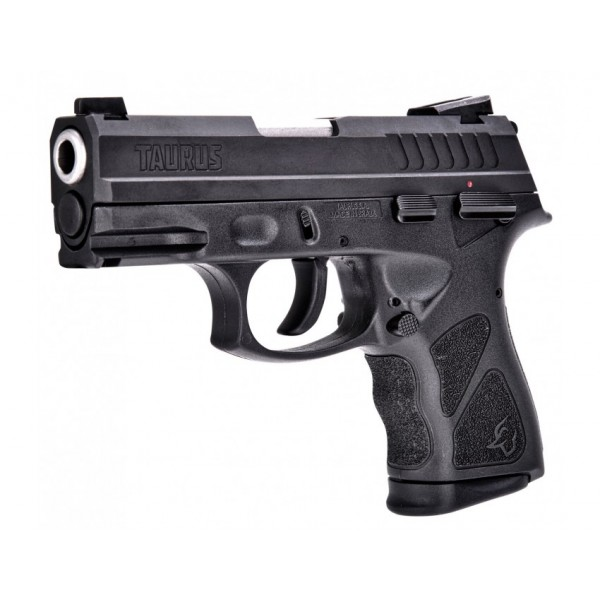 Taurus TH9 Compact 9mm Pistol With 2 Mags 1-TH9C031