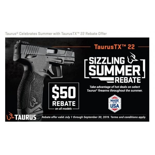 Taurus TX22 22LR Pistol 1-TX22141
