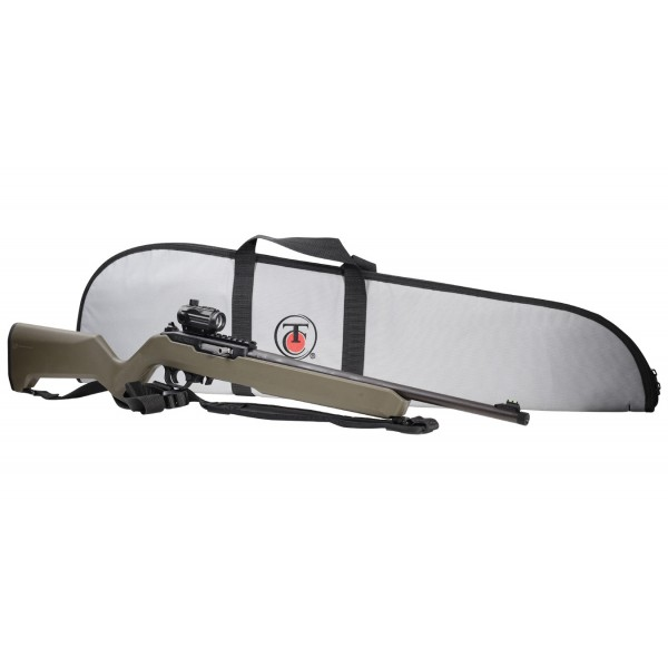 Thompson Center TCR-22 22LR Semi Automatic Package Rifle With Green / Red Dot Optic, Sling & T/C Soft Case 12574