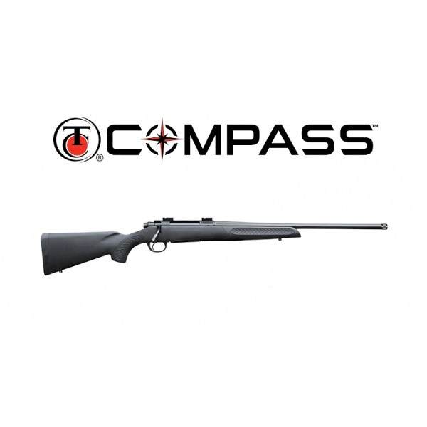 "Thompson Center 10074 Compass 308 Rifle With 22"" Threaded 5R Barrel"