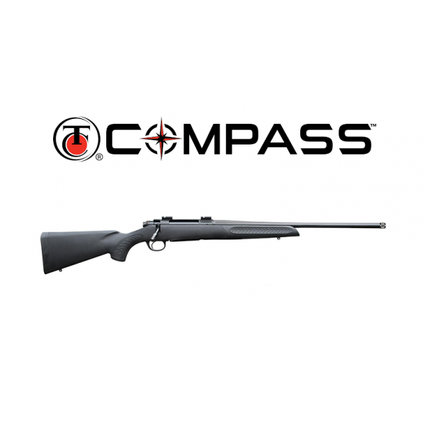 """Thompson Center Compass 270 Rifle With 22"""" Threaded Barrel 10075"""