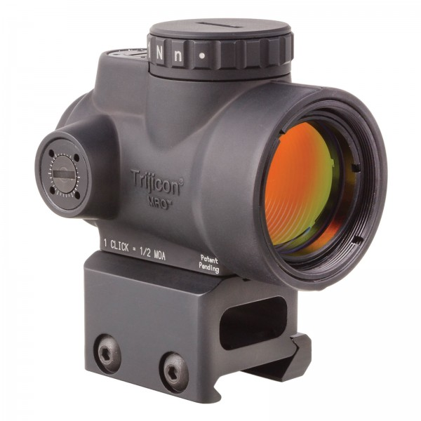 Trijcon MRO 1x25 Red Dot Sight With Full CoWitness Mount MRO-C-2200005