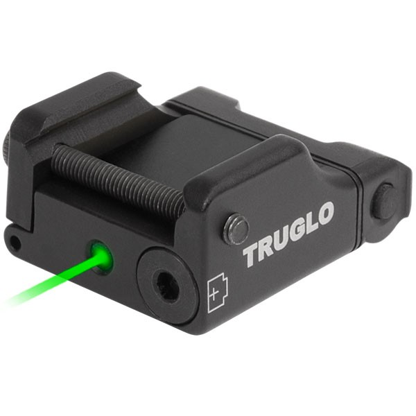 Truglo TG7630G Micro Tac Tactical Green Laser For Carry Handguns