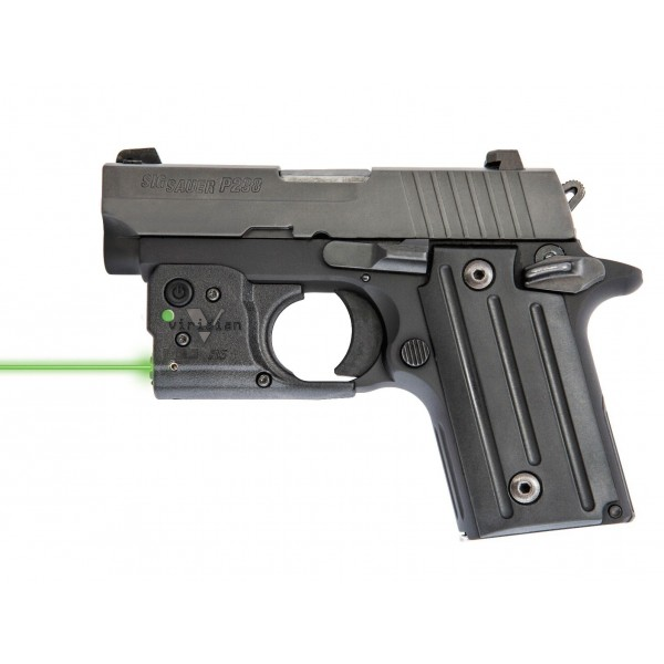 Viridian Reactor 5 Green Laser For Sig 238/938 (Holster Included) R5-238/938