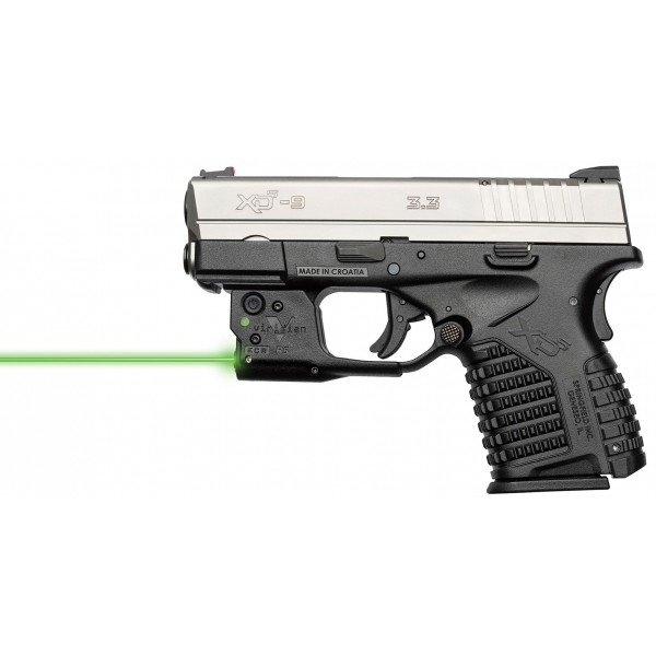 Viridian Reactor 5 Green Laser For Springfield XDS (Holster Included) R5-GEN2-XDS