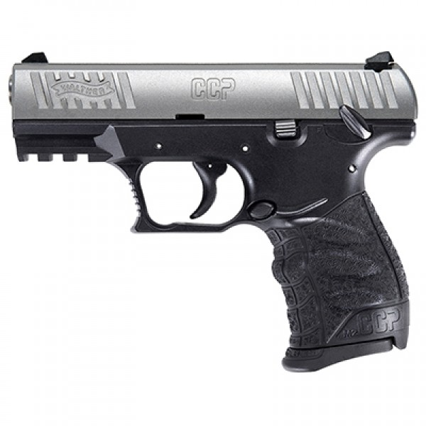 Walther CCP M2 Stainless 9mm Pistol 508051