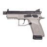 CZ P-07 Urban Grey Suppressor Ready 9mm Pistol 91288