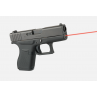 LaserMax Red Guide Rod Laser For GLOCK 43 / 43X / 48 Pistols  LMS-G43