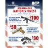 Smith & Wesson's Nation's Finest Promotion
