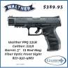"Walther PPQ 22LR 5"" Pistol 5100302"