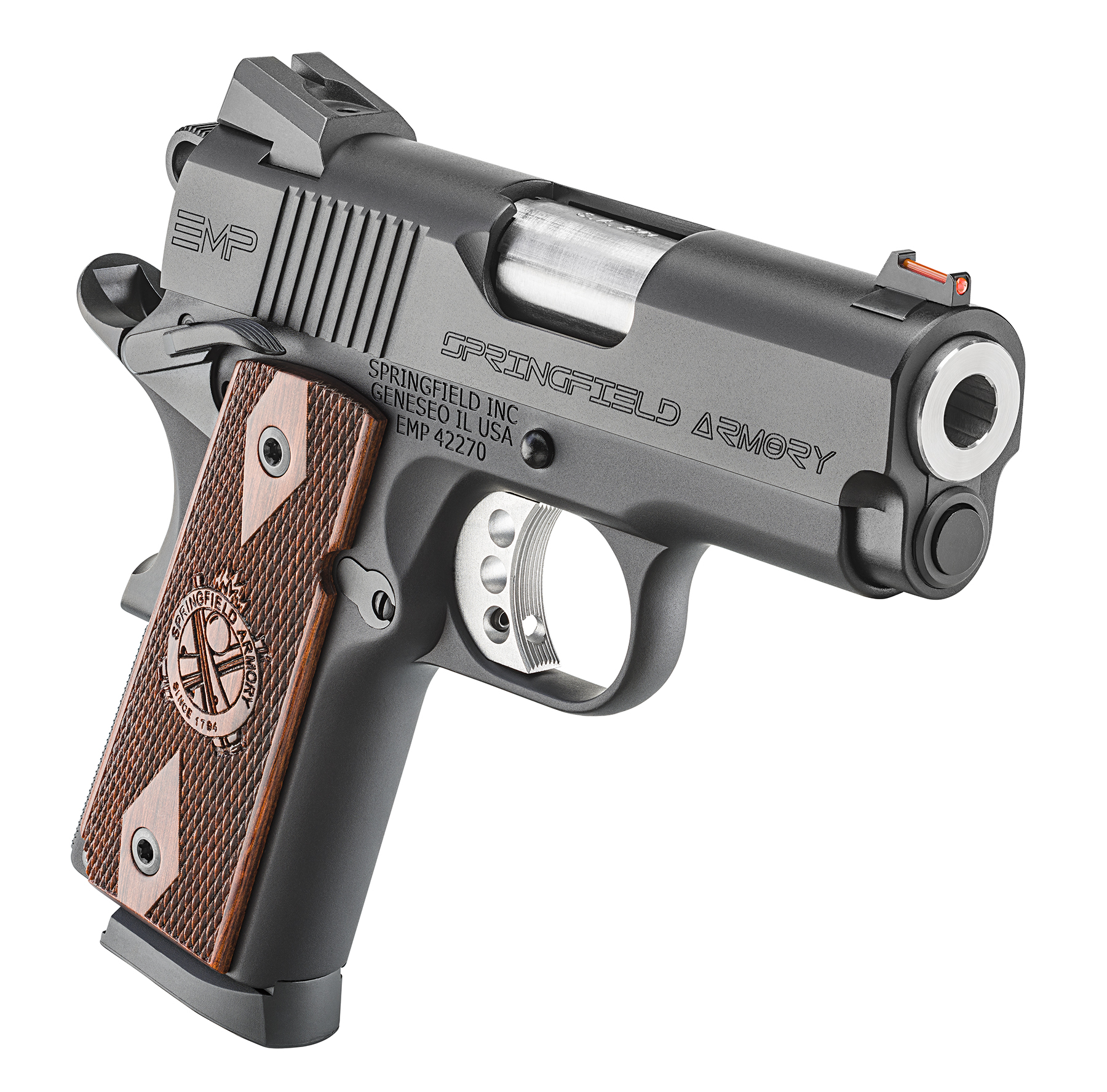 Springfield 1911 EMP 9mm Pistol With 3\