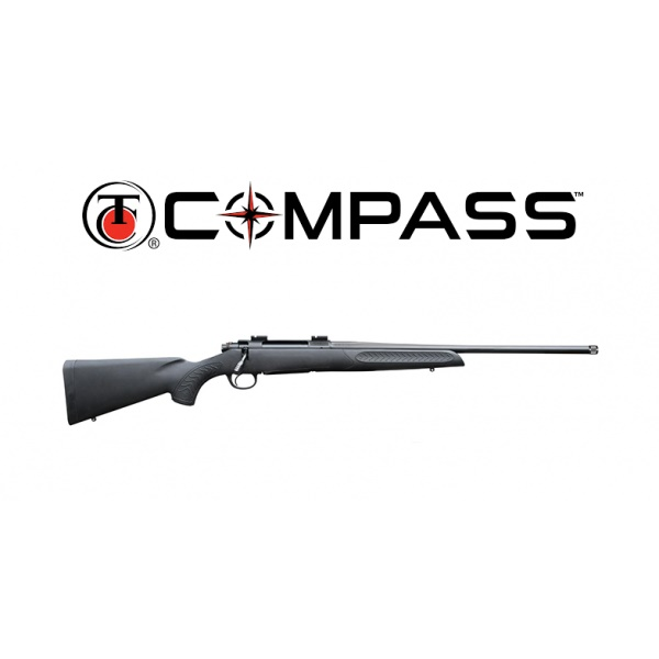 Thompson Center Compass 308 Rifle With 22