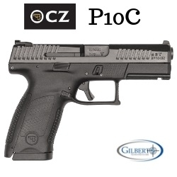 CZ P10-C 9mm Concealed Carry Pistol