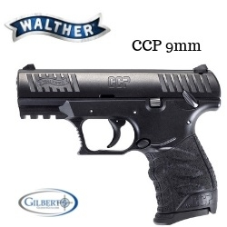Walther CCP 9mm Single Stack Concealed Carry Pistol