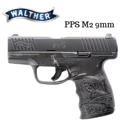 Walther PPS M2 9mm Concealed Carry Pistol