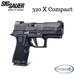 Sig 320X Compact Concealed Carry Pistol