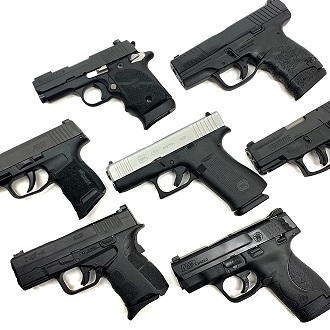 Best 9mm Concealed Carry Pistols