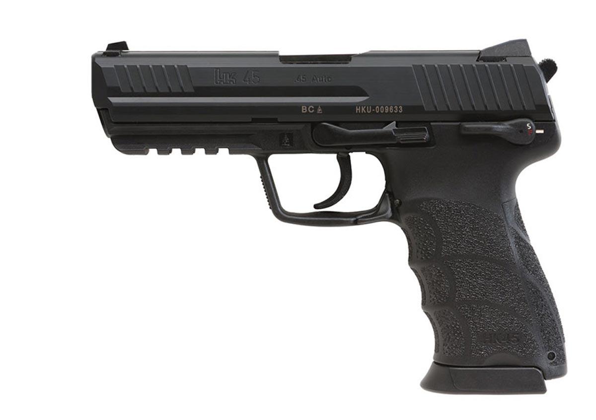 HK HK45 Pistol