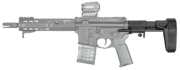 SB Tactical Pistol Stabilizing Brace