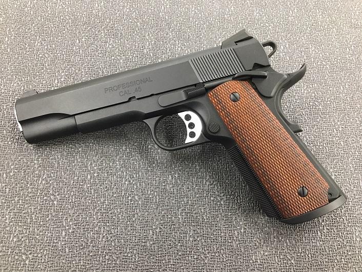 Springfield Armory PC9111 Professional 1911-A1 Custom 45 ACP Pistol